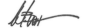 david signature