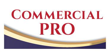 Commercial PRO logo