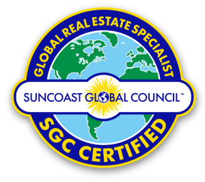 SGC Certified Pin Logo
