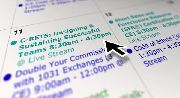 Education Calendar Screengrab