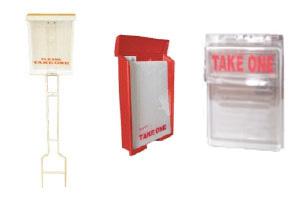 REALOTR Store Brochure Boxes