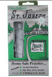 St Joseph Statue