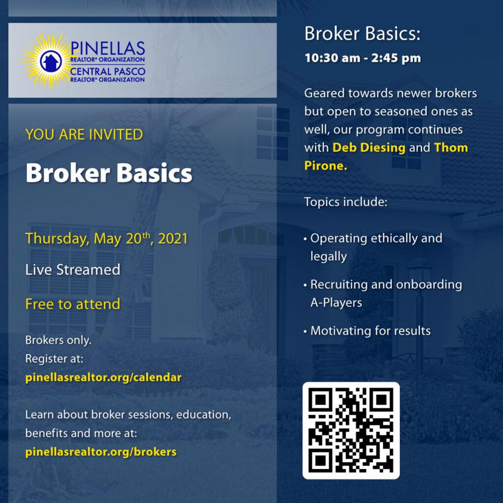 Broker Event Graphic 5/20/2021